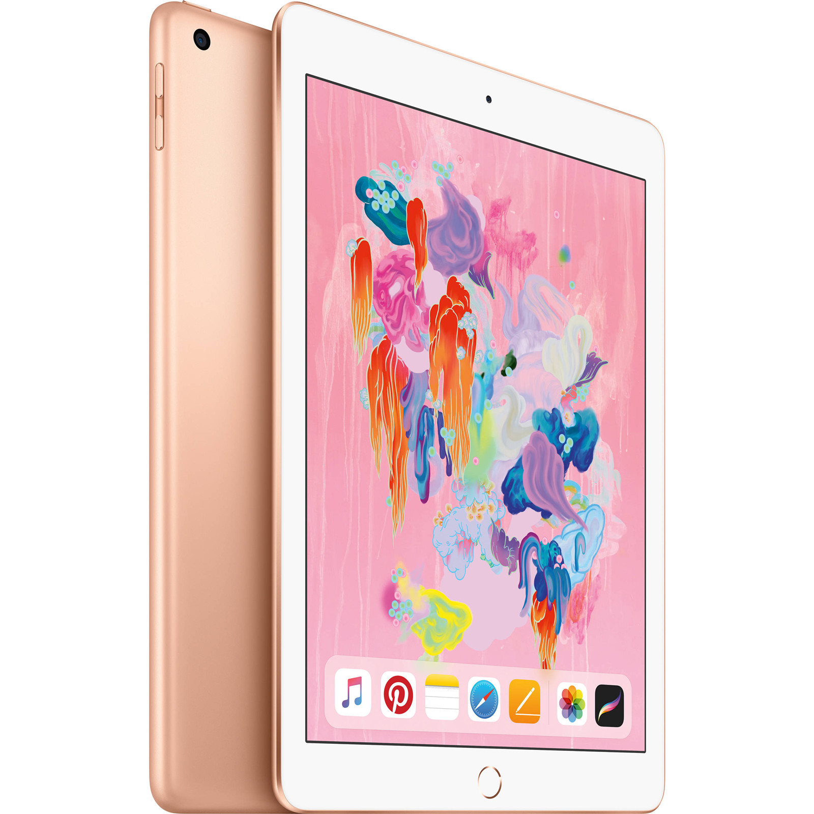 "Apple iPad 9.7"" (6th Gen. 2018) Tablet 32GB WiFi - Gold"