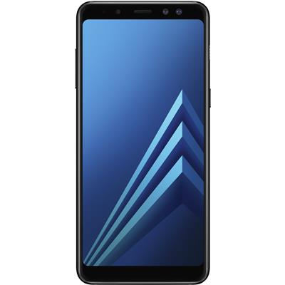 Samsung Galaxy A8 (2018) [Black]