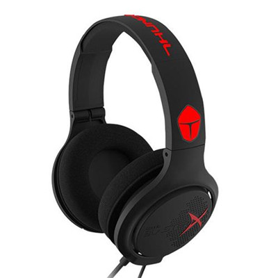 Creative Sound BlasterX H3 Thunderobot Edition Gaming Headset Portable Analog - Driver unit: 40mm Neodymium Magnet, Works with PC / Mac / PS4 / XboxOne