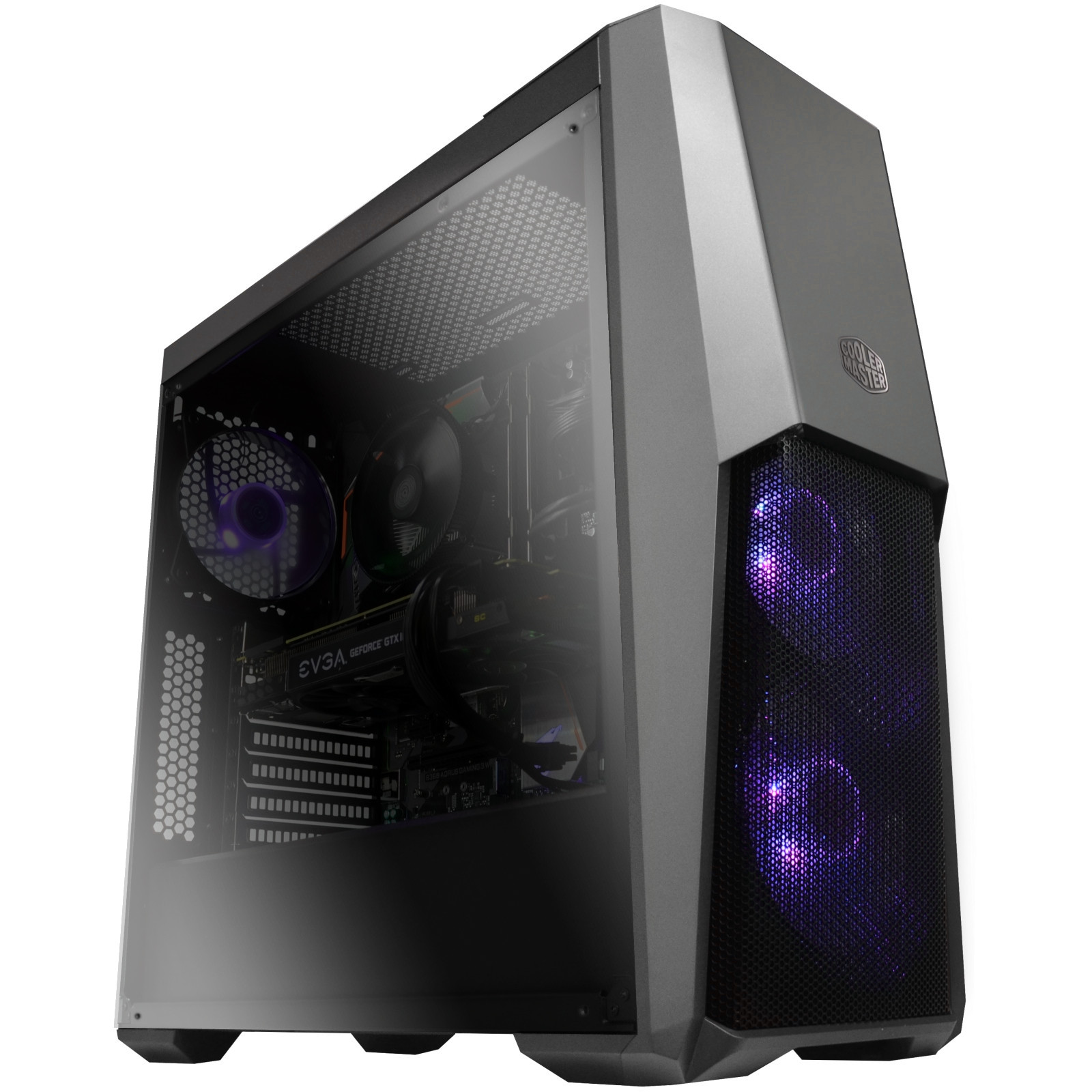GGPC Warlock GTX 1070 Ti Gaming PC
