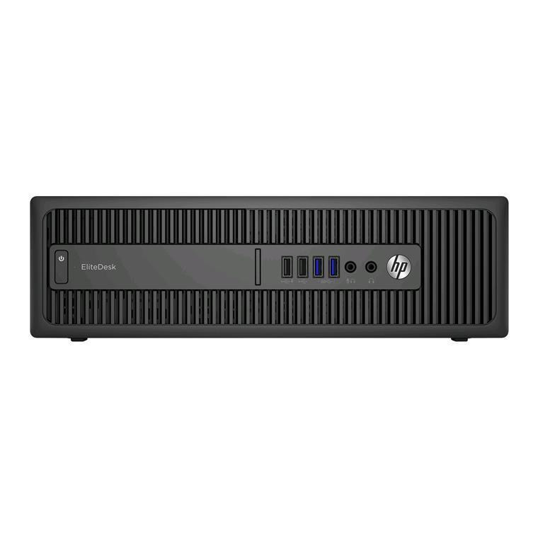 HP EliteDesk 800 G2 SFF Business PC