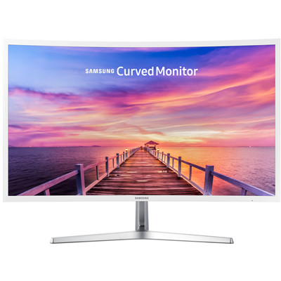 "Samsung C32F397FWE 32"" Essential Curved Full HD LED Monitor , 1800R , 1920x1080 . 4ms , HDMI+DisplayPort, ( Last Ex-Demo Unit for Clearance )"