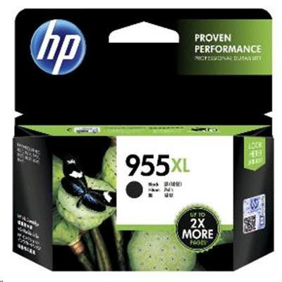 HP Ink Cartridge 955XL Black (2000 pages) L0S72AA